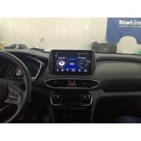 Штатная автомагнитола Hyundai Santa Fe 2019+