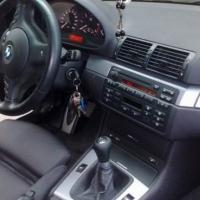 ПЕРЕХОДНАЯ РАМКА BMW 3 (E46)